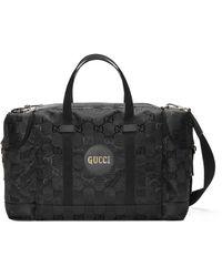 Gucci Sac de voyage Off the Grid - Noir