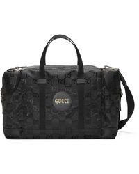 Gucci Off The Grid Duffle Bag - Black