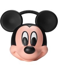 Gucci Mickey Mouse Top Handle - Black