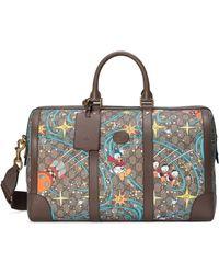 Gucci Disney X Duffel Bag - Natural