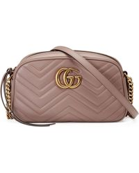 Gucci Gg Marmont Matelassé Mini Bag - Multicolour