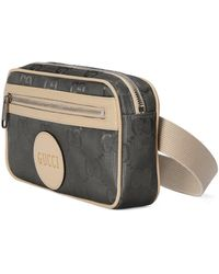 Gucci Off The Grid belt bag - Grau