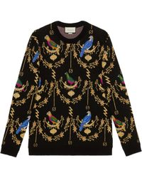860f2934ac3 Lyst - Men s Gucci Sweaters and knitwear Online Sale
