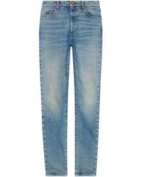 Gucci Denim Skinny Pant - Blue