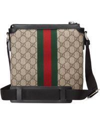 Gucci Borsa a tracolla piatta - Neutro