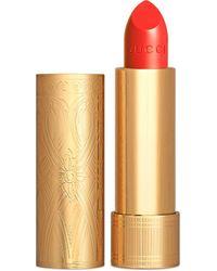 Gucci 300 Sadie Firelight, Rouge à Lèvres Barra de labios satinada - Naranja