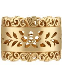 3c70382747 Icon Ring In Yellow Gold