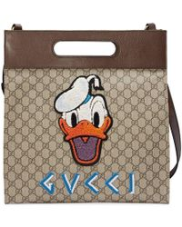 7ad4be75d4f4 Gucci Donald Duck - Women's Gucci Donal Duck Collection - Lyst