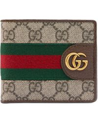Gucci - Wallet With Three Little Pigs - Lyst