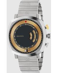 Gucci - 【公式】 (グッチ)〔グリップ〕disney(ディズニー)x ウォッチ(40 Mm)スチールundefined - Lyst