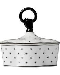 Gucci Schatulle mit Sternen Print Hand und Ring - Mehrfarbig