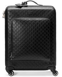 Gucci - Signature Suitcase - Lyst