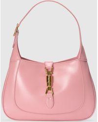 Gucci Kleine Jackie 1961 Hobo Tasche - Pink