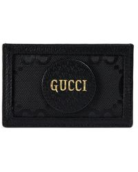 Gucci Porte-cartes Off the Grid - Noir