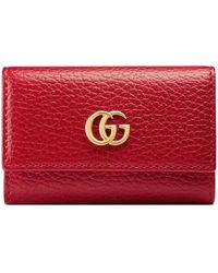 Gucci Leather Key Case