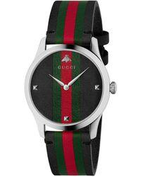 Gucci Orologio G-Timeless, 38 mm - Multicolore