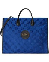 Gucci Bolso tote Off The Grid - Azul