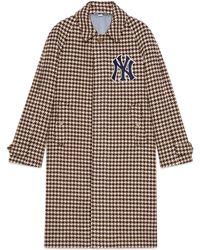 Gucci - Abrigo de Hombre con Parches NY YankeesTM - Lyst