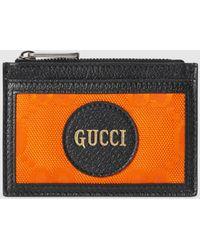 Gucci Off The Grid Kartenetui - Orange