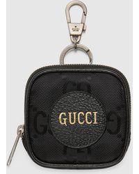Gucci 【公式】 (グッチ) Off The Grid コインケースブラック GG Econyl®ブラック