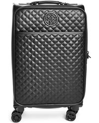 """Guess - G-lux 20"""" Spinner Suitcase - Lyst"""