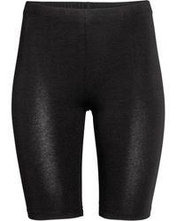 H&M - Cycling Shorts - Lyst