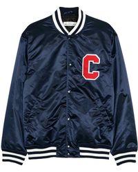 H&M - Nylon Baseball Jacket - Lyst