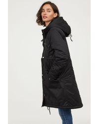 Women s H M Parka coats Online Sale 6b5bc64d8