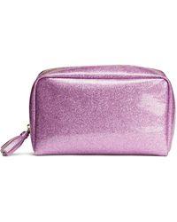 H&M Make-up Bag - Purple