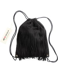 H&M - Fringed Backpack - Lyst