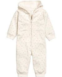 H&M - Hooded All-in-one Suit - Lyst