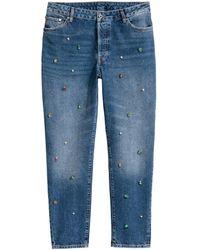 H&M - + Vintage High Jeans - Lyst