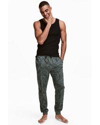 H&M Pyjama Bottoms - Grey