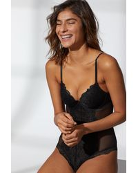 H&M - Push-up String-back Body - Lyst