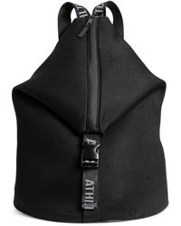 H&M Mesh Backpack - Black