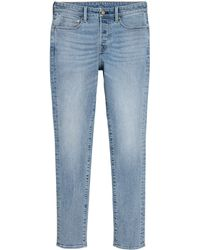 H&M - Relaxed Skinny Jeans - Lyst