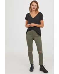 H&M - Jeans - Lyst
