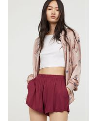 H&M - Wide Shorts - Lyst