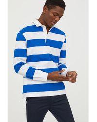 H&M - Rugby Shirt - Lyst