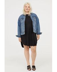H&M - + Jersey Tunic - Lyst