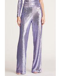 Halston Emilia Sequins Pant - Multicolor