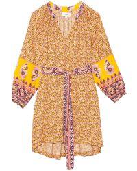 Xirena Hart Dress - Multicolor