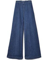 Rachel Comey Absolute Pant - Blue