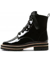 Repetto Jaba Combat Boots - Black