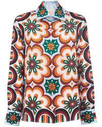 La DoubleJ Boy Shirt - Multicolour
