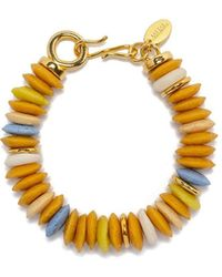 Lizzie Fortunato Candy Bracelet - Metallic