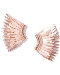 Mignonne Gavigan Mini Madeline Earrings - Pink