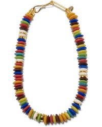 Lizzie Fortunato Laguna Necklace - Multicolor
