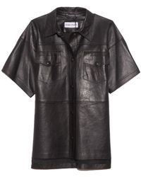 STAND Kelly Shirt - Black