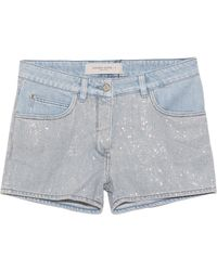 Golden Goose Deluxe Brand Zoey Shorts - Blue